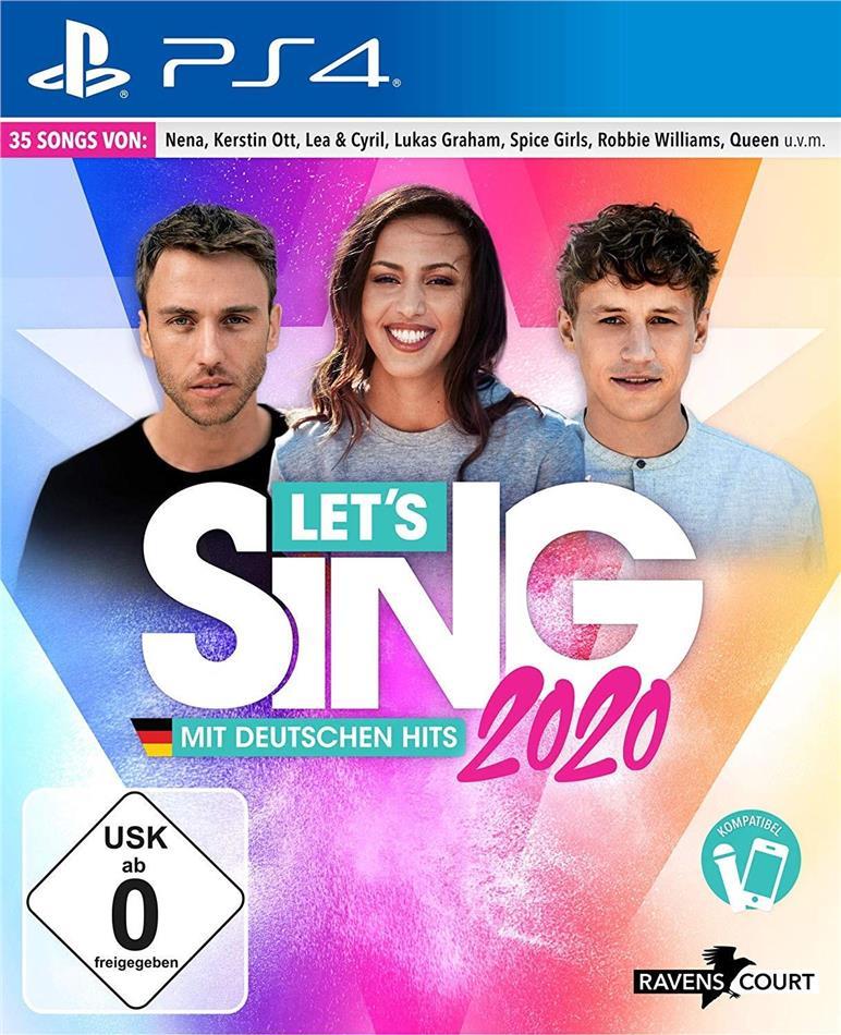 Let's Sing 2020 mit deutschen Hits (German Edition)
