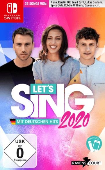 Let's Sing 2020 mit deutschen Hits (German Edition)