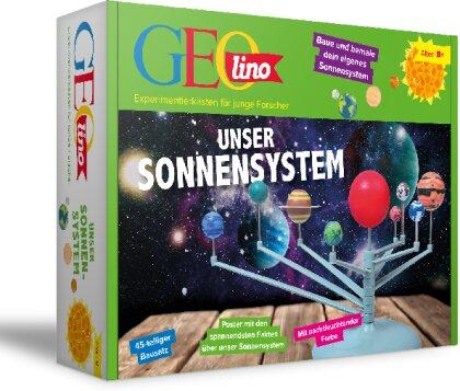GEOlino - Das Sonnensystem (Experimentierkasten)