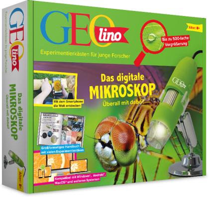 GEOlino Das digitale Mikroskop