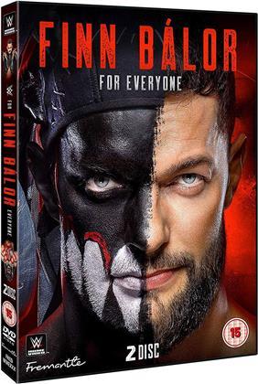 WWE: Finn Balor - For Everyone (2 DVDs)