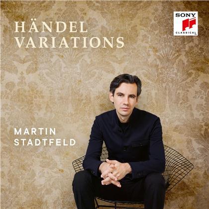Georg Friedrich Händel (1685-1759) & Martin Stadtfeld - Händel Variationen