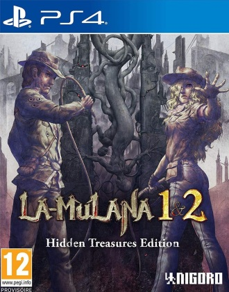 LA-MULANA 1 & 2 (Hidden Treasures Edition)