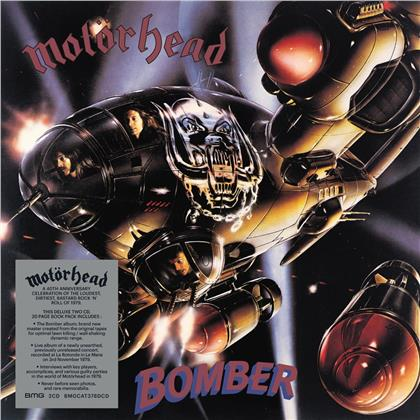 Motörhead - Bomber (2019 Reissue, 40th Anniversary Edition, 2 CDs)