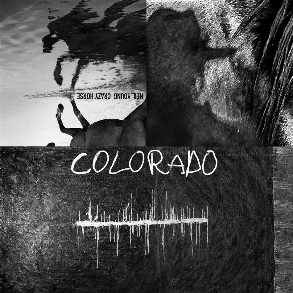 "Neil Young & Crazy Horse - Colorado (Gatefold, 2 LPs + 7"" Single)"