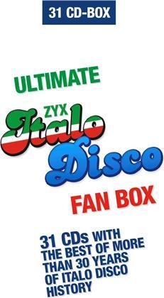 Ultimate Italo Disco Fan Box (31 CDs)