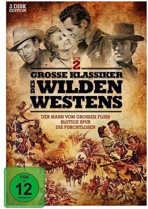 Grosse Klassiker des Wilden Westens 2 (3 DVDs)