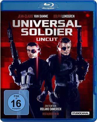 Universal Soldier (1992) (4K-restauriert, Uncut)