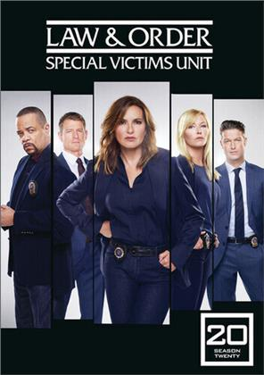 Law & Order Special Victim's Unit - Season 20 (Widescreen)