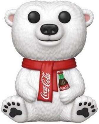 Pop Coca-Cola Polar Bear Vinyl Figure