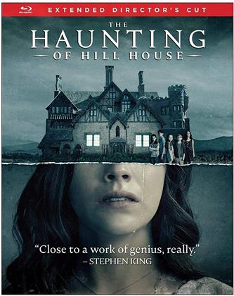 The Haunting of Hill House - Season 1 (Director's Cut, Extended Edition, 4 Blu-ray)