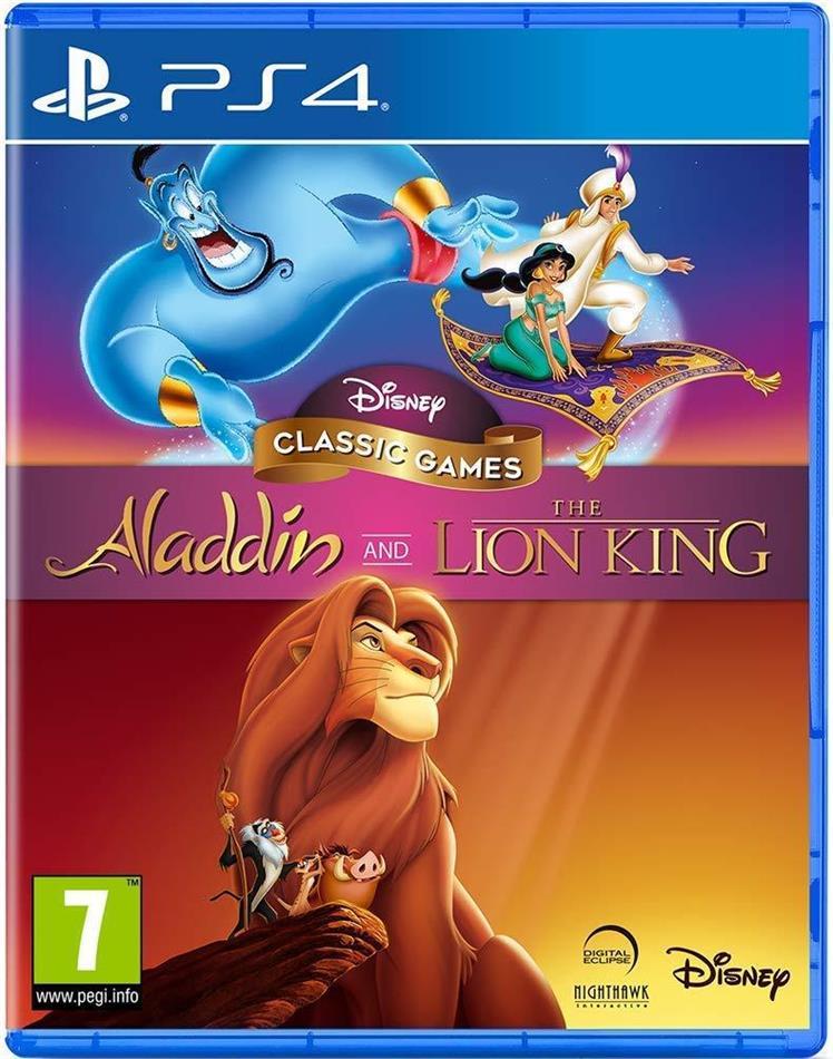 Disney Classic Collection - Aladdin & König der Löwen