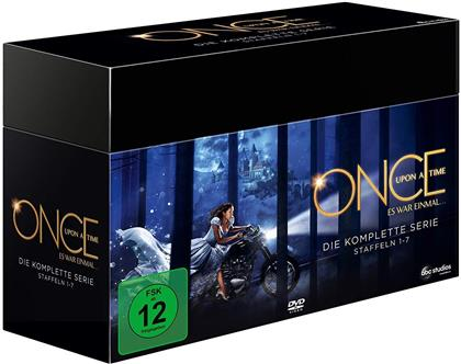 Once upon a Time - Es war einmal... - Die komplette Serie - Staffeln 1-7 (42 DVDs)