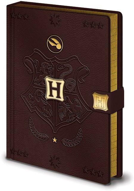 Harry Potter: Quidditch - Premium A5 Notizbuch