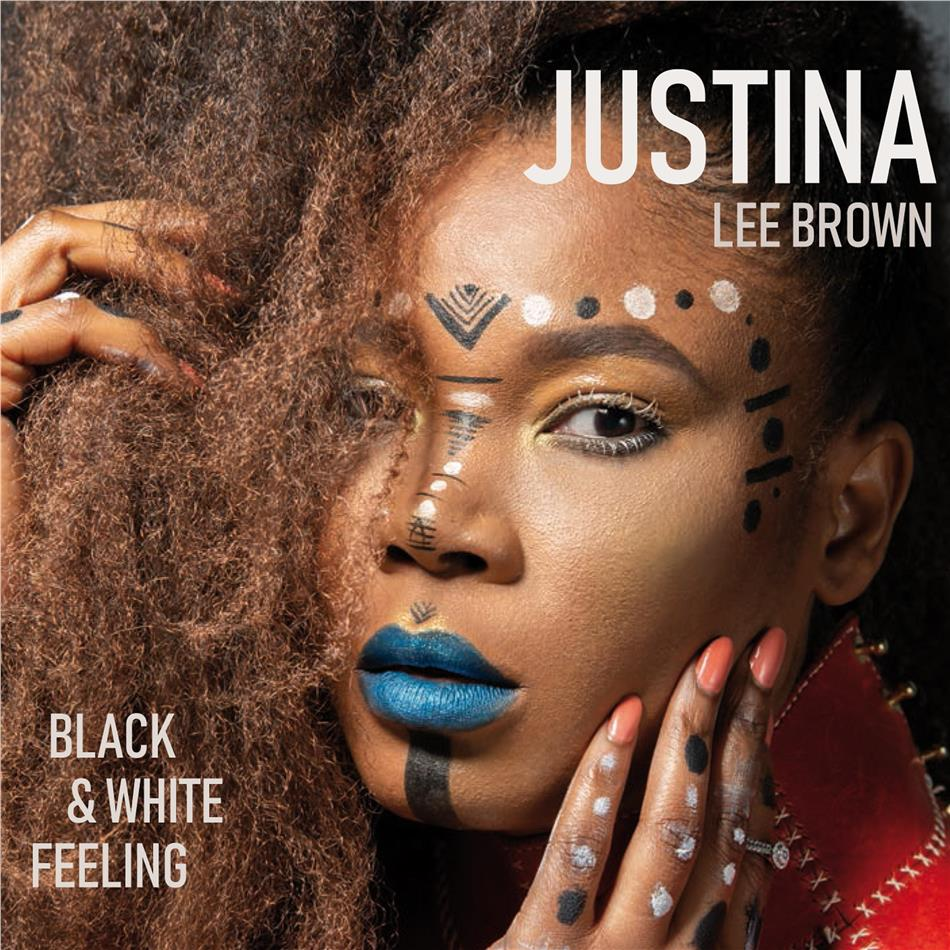 Justina Lee Brown - Black & White Feeling