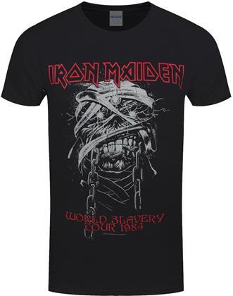 Iron Maiden - World Slavery 1984 Tour