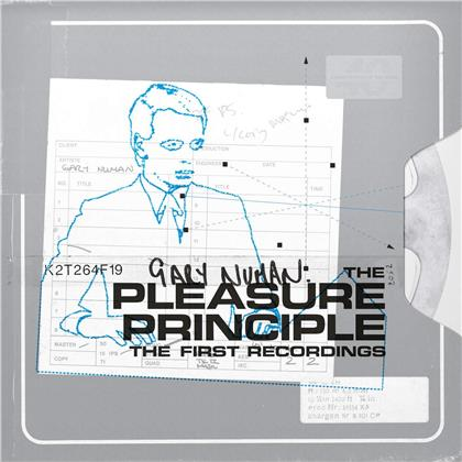 Gary Numan - The Pleasure Principle - The First Recordings (Deluxe Edition) (2 LPs)