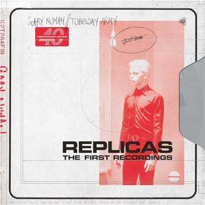 Gary Numan - Replicas - The First Recordings (Orange Vinyl, 2 LPs)