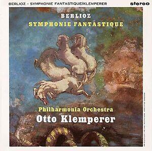 Héctor Berlioz (1803 - 1869), Otto Klemperer & Philharmonia Orchestra - Symphonie Fantastique (Japan Edition, Hybrid SACD)