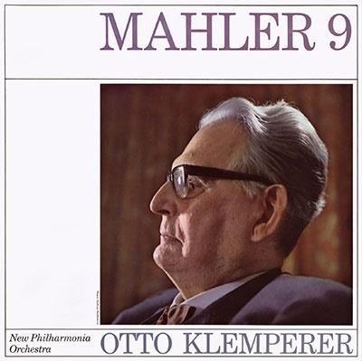 Otto Klemperer, Gustav Mahler (1860-1911) & New Philharmonia Orchestra - Mahler 9 (Japan Edition, Hybrid SACD + 5 CDs)