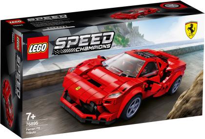Ferrari F8 Tributo - Lego Speed Champions,