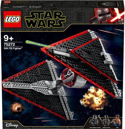 Sith TIE Fighter - Lego Star Wars, 470 Teile,