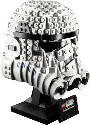 Stormtrooper Helm - Lego Star Wars, 647 Teile