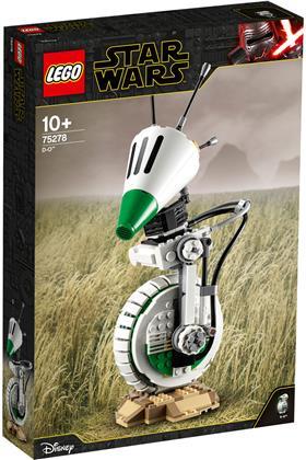 Lego Star Wars D-O - Lego Star Wars, 519 Teile