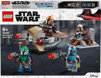 Mandalorianer Battle Pack - Lego Star Wars, 102 Teile,