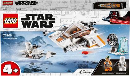 Snowspeeder - Lego Star Wars, 91 Teile,