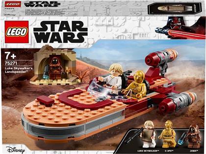 Luke Skywalkers Landspeeder - Lego Star Wars, 236 Teile,
