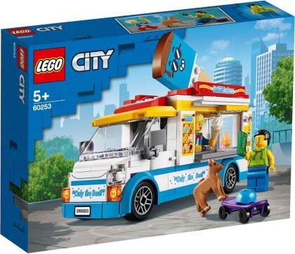 Eiswagen - Lego City, 200 Teile,