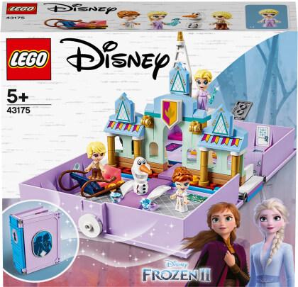 Annas und Elsas Märchenbuch - Lego Disney Frozen 2,