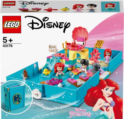 Arielles Märchenbuch - Lego Disney Princess,