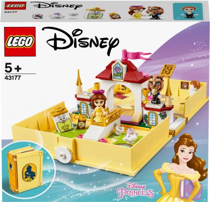 Belles Märchenbuch - Lego Disney Princess,