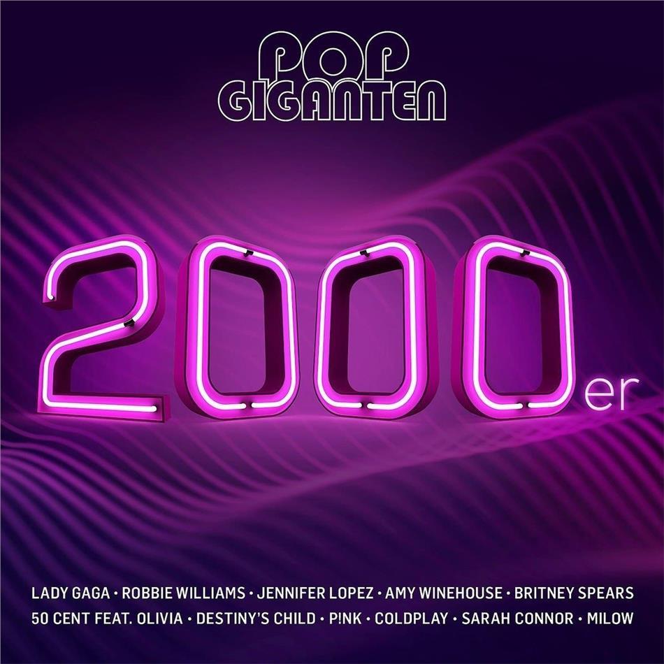 Pop Giganten - 2000Er (2 CDs)