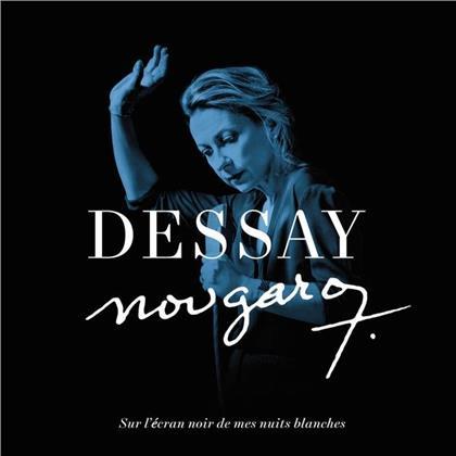 Natalie Dessay - Nougaro : Sur L'ecran Noir De Mes Nuits Blanches (2 LPs)
