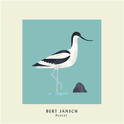 Bert Jansch - Avocet (2019 Reissue, Limited Edition, White Vinyl, LP)