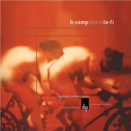 Dip - Hi Camp Meets Lo Fi (2019 Reissue, One Little Indian, Clear Vinyl, LP)