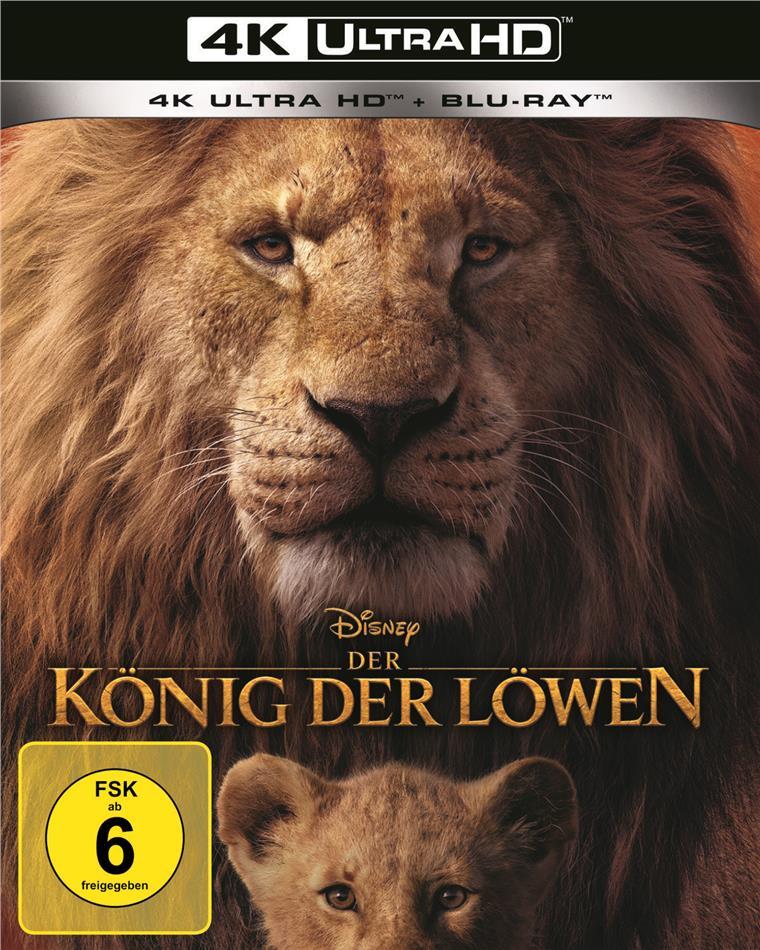 Der König der Löwen (2019) (4K Ultra HD + Blu-ray)