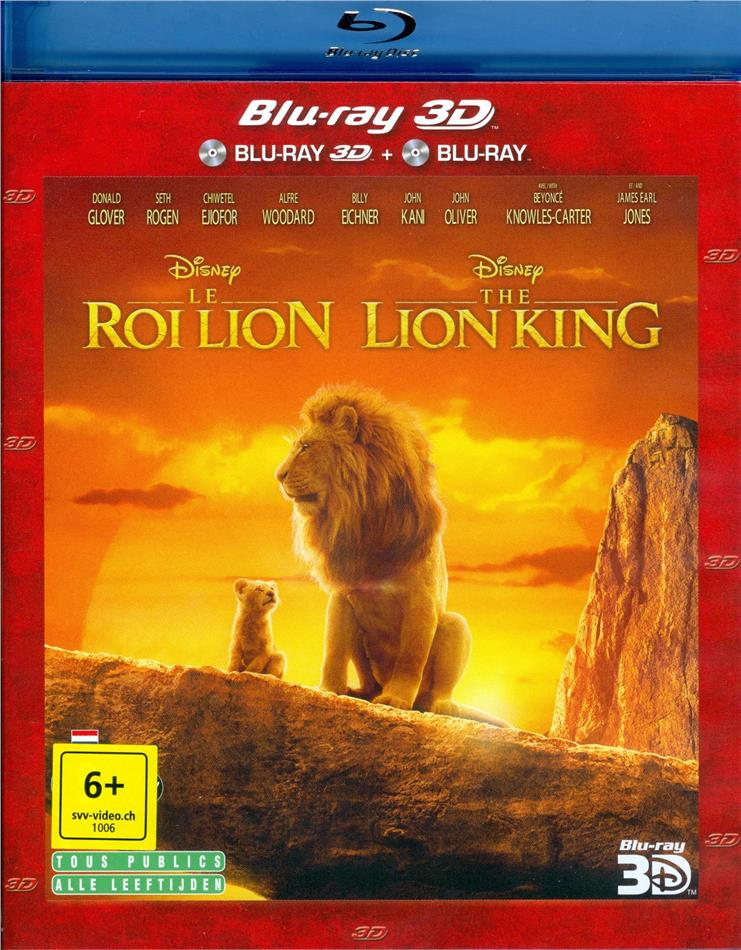 Le Roi Lion (2019) (Blu-ray 3D + Blu-ray)