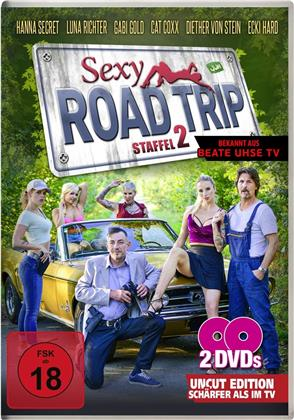 Sexy Road Trip - Staffel 2 (Uncut, 2 DVDs)