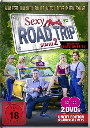 Sexy Road Trip - Staffel 2 (Uncut, 2 DVDs)