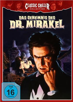 Das Geheimnis des Dr. Mirakel (1932) (Classic Chiller Collection, Limited Edition, Uncut, Blu-ray + 2 CDs)