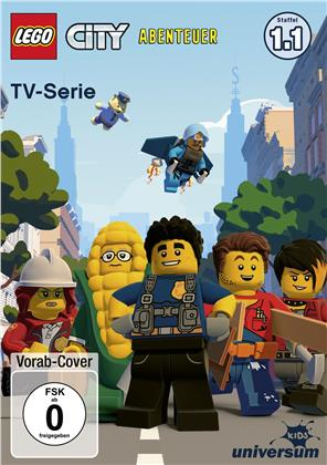 LEGO: City Abenteuer - DVD 1