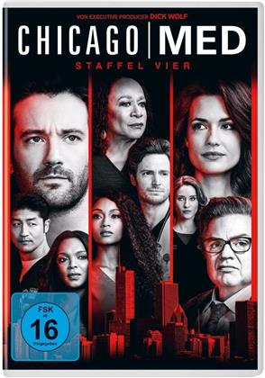 Chicago Med - Staffel 4 (6 DVDs)