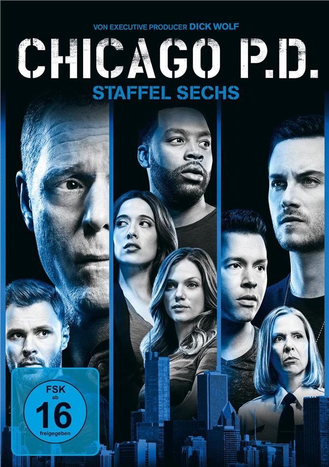 Chicago P.D. - Staffel 6 (6 DVDs)