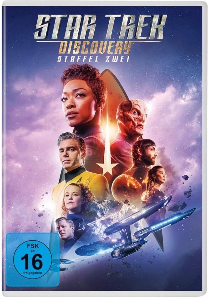Star Trek Discovery - Staffel 2 (5 DVD)