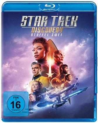 Star Trek Discovery - Staffel 2 (4 Blu-ray)