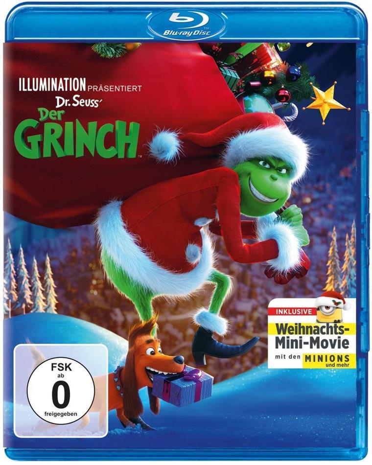 Der Grinch (2018) (Weihnachts Edition)